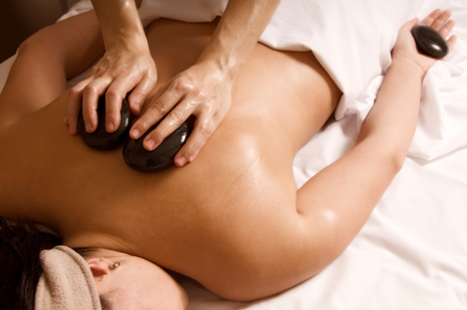 Hot stone massage, hotstone massage