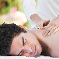 Klassieke massage behandeling