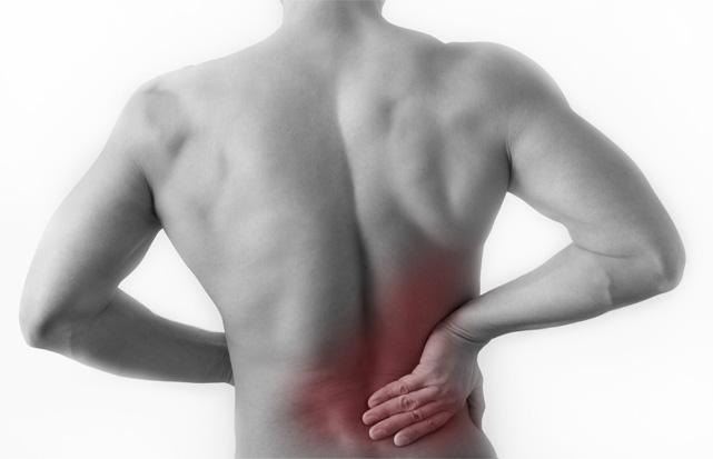 zeurende pijn in onderrug nieren