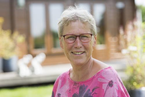 massagetherapeut Jannie Piening